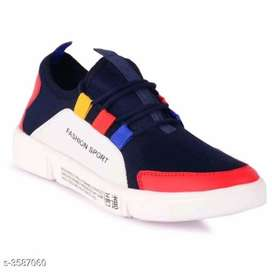Essential Trendy Mesh Men's Sports Shoes