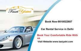 Car Rental Service in Delhi-TaxiYatri