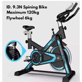 Spinning bike biru //9.3