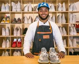 Lowongan Kerja Laundry Sepatu