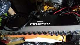 Soundcard Presonus Firepod fulset lengkap