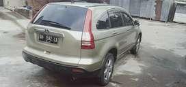 Honda crv 2007 metik