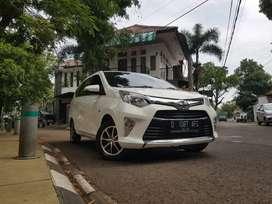 Toyota Calya G Matic 2017 seger buger