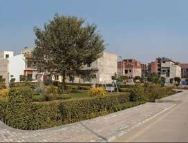 5M ON GROUND POSSESSION PLOT1025 FOR SALE IN KHAYABANEAMIN L BLOCK LHR