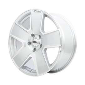 Kwoor HSRwheel Ring17x7 H5x114.3 Et45 Silver mf