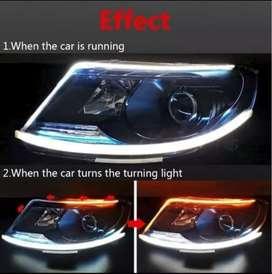 Led Alis Headlamp Tanpa Bongkar lampu Istimewa buat semua mobil