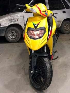Aprilla SR125cc