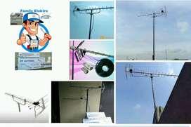 agen antena Antena TV murah Pasang Antena TV Digital Berkualitas