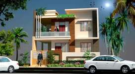 3BHK Bungalows for sale at on 80ft Road Kailash Nager Bhilai