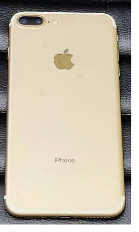 Iphone 7+ Gold 128GB (Mint Condition)