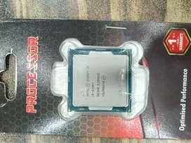New i3 6th gen cpu Box pack 1year warranty fix price Gautam groups