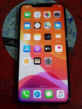 Iphone Xs Max Gold jv 256GB PTA Approved