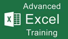 Advance Excel cource package