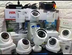 Camera 2mp murah, lengkap, & tajam paket siap pasang + setting