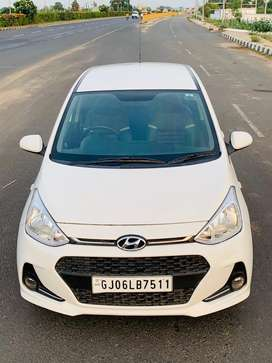Hyundai Grand I10 Sportz 1.2 Kappa VTVT, 2017, Petrol