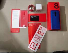 OnePlus 8 Pro (Ultramarine Blue 12GB RAM+256GB Storage)