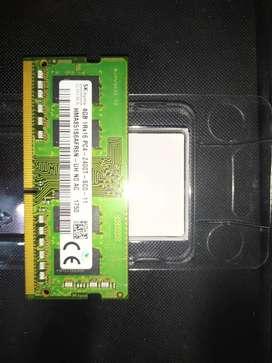 DDR4 RAM 4GB 2400 MHz Hynix