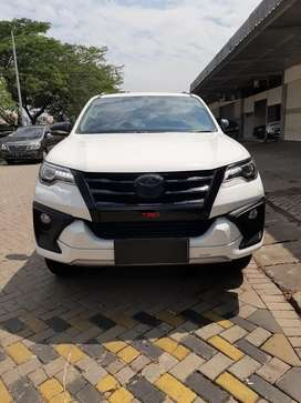 Toyota Fortuner VRZ TRD AT Diesel 2018 Km Low