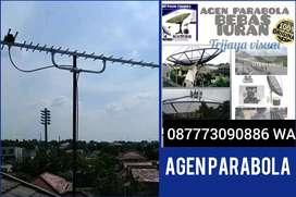Pusat Pemasangan Antena tv uhf /  Antena tv instal pararel
