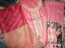 Zaman Collection New Lawn Suits