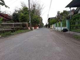 Bangun Kos/Rumah di Jalan Kaliurang Dekat UII, Akses Aspal