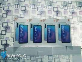Xiaomi Redmi Note 8 4/6GB  garansi resmi BNIB