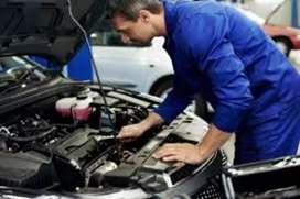 4wheel Mechanic Required at Ernakulam