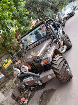 Jeep for rent / sale