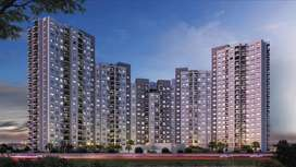 2 BHK Apartment-Pay 10% on Booking & Balance on Occupancy at Godrej 24
