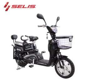 SELIS sepeda listrik masa kini