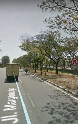 Gudang Pabrik Tanah Industri Raya Margomulyo Osowilangun Kalianak