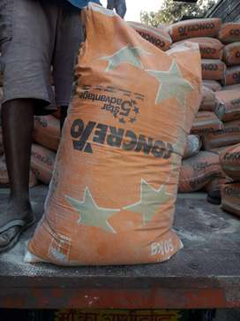 Cement in low rate