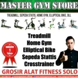 """Master Gym Store"" Pusat Alat Fitness Treadmil Sepeda Statis Gym #7072"