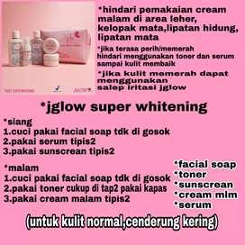 Jglow super whitening