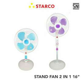 Kipas Angin Starco 2 in 1 16 inch