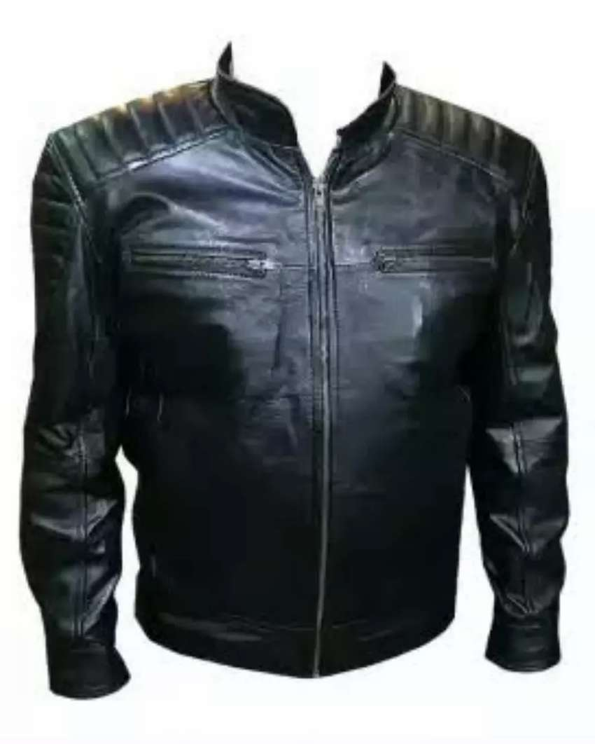 REAL LEATHER JACKET 0
