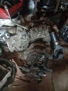 DIJUAL CEPAT sparepart mobil PS120 bekas