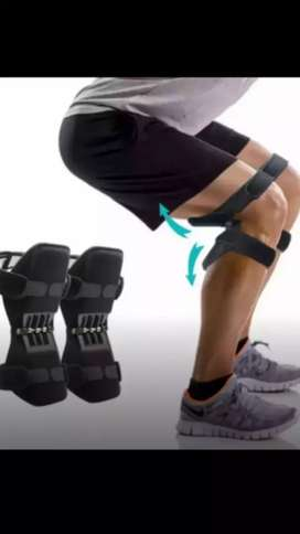 Knee Pads Power lift spring joint Brace pad knee pads fitness sports