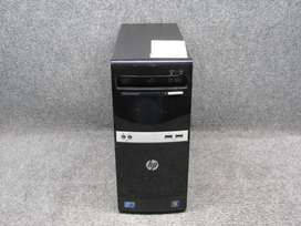 HP DDR3 TOWER  without hard disk core 2 du wo e8403.00GHz 3GB RAM