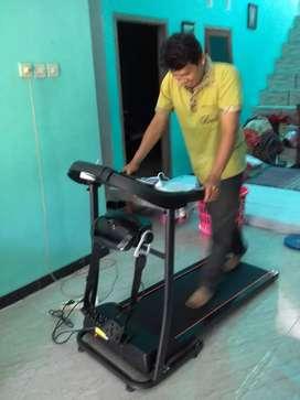 5 escalafitt sporty Treadmill Elektrik familly Probolinggo sport