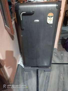 Whirlpool fridge 180 liter