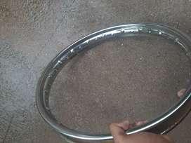 Used Bike rims for sale, YEZDI RIM, suitable for yamaha rx100/135/Z
