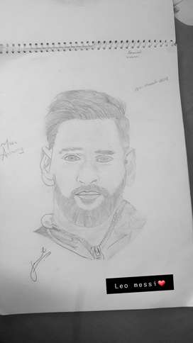 Sketch of any picture of your's