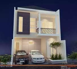 BRAND NEW CLUSTER 2 LANTE DI JLN M KAHFI JAGAKARSA