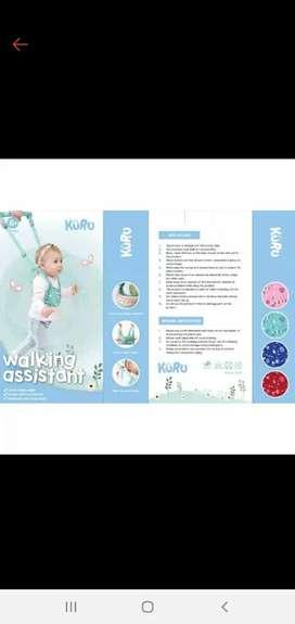 Kuru Walking Assistant Belt Belajar Jalan Bayi