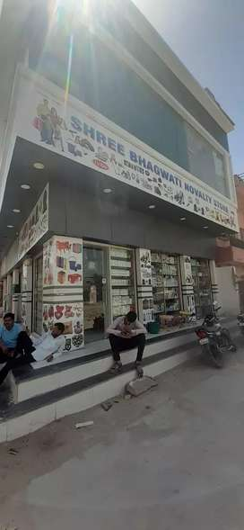 Shop for sale double story shop in good location