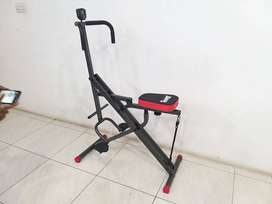 Power hit Squat Horse Rider TL 1100 Total Fitness