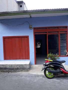Rumah kontrakan di Cipinang, bisa untuk usaha