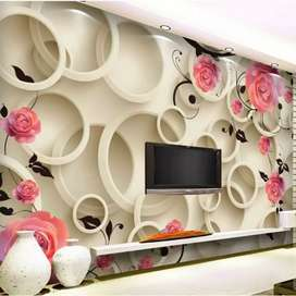 Wall picture wall murals wallpaper pvc wall panels