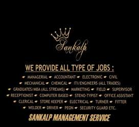 Receptionist/ office assistant